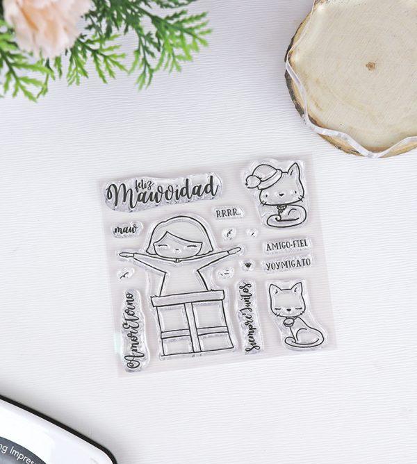 Set de sellos Mawvidad