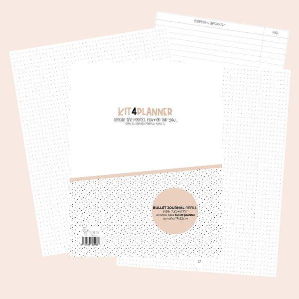 BUJO en PDF descargable para imprimir