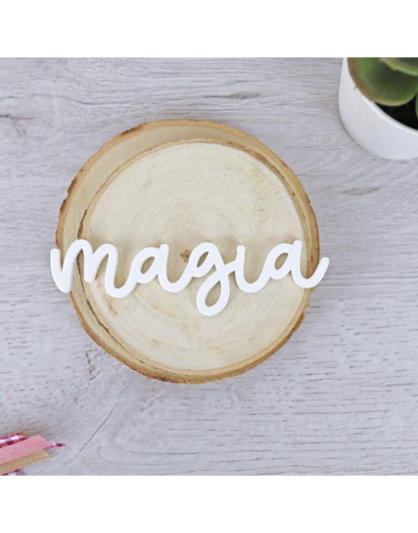 palabra metacrilato magia de ari