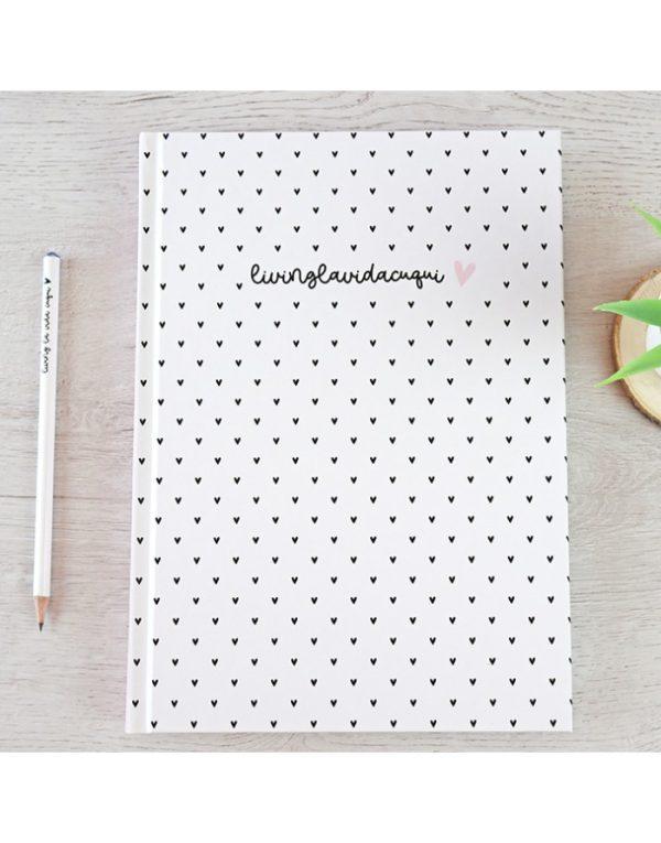 cuaderno livinglavidacuqui