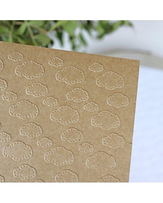 Carpeta de gofrado, emboss o relieve
