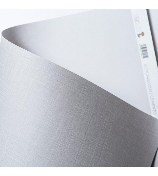 cartulina básica cemento