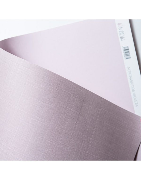 cartulina basica violeta
