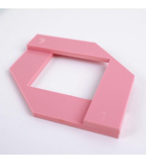 guia escuadra rosa