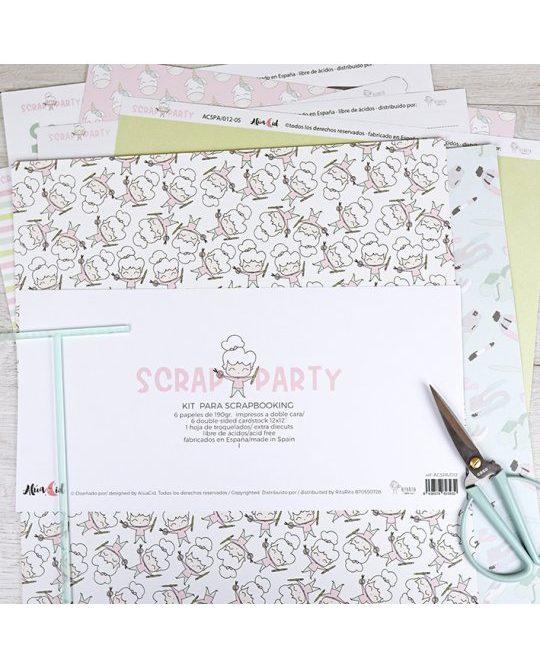 kit de scrapbooking scrapparty