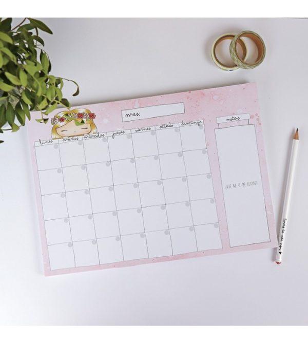 organizador mensual por tantas razones yo