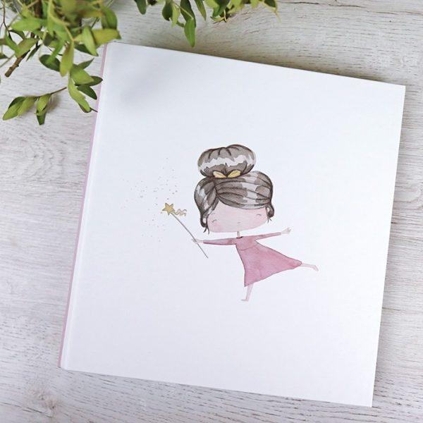 Álbum de fotos con relleno Pequeño panda